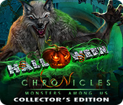 Halloween Chronicles: Monsters Among Us Collector's Edition