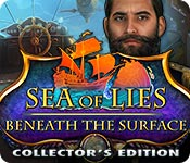 Sea of Lies: Beneath the Surface Collector's Edition
